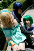 Sheryl, Ranka and Alto by Psyco-Kaye