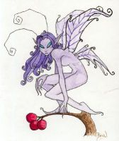 Berry Faerie. by hedbonstudios