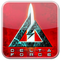Delta Force Custom Icon by thedoctor45
