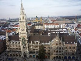 Munich 9 by raindroppe