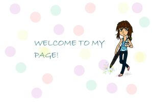 WELCOME TO MY PAGE! by Wolvesreign23