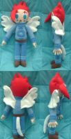 2 foot Alpha by PlushBuddies