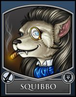 BC2013 Badge Squibbo by Noxychu