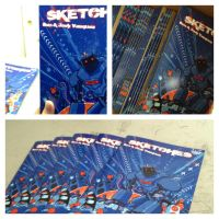 New Sketchbooks are in by JoeyVazquez
