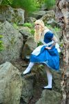Alice in Wonderland by vandersnark
