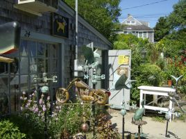Store Front Martha's Vineyard by blackthornsos
