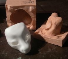 Head Cast by TheMushroomPeddler