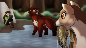Fishing with Mercury by Faith-Wolff