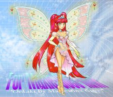 Commission:Maxie's Enchantix by magicwinx01577
