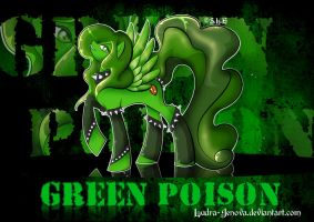 ++MLP: Green Poison++ by Ludra-Jenova