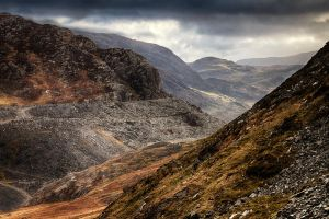 down the valley by CharmingPhotography