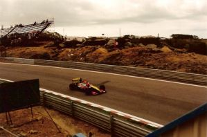 Curva 2, Estoril - 1992 by F1PAM