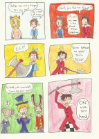 Italy in Wonderland - Page 37 by CaptainAki13