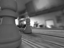 Only a Pawn by spoudastis