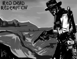 Red Dead Redemption by AndyAlbarn