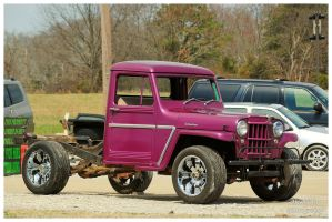 A Willys 4x4 Truck by TheMan268