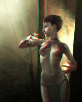 Voodoo 3-D conversion by MVRamsey