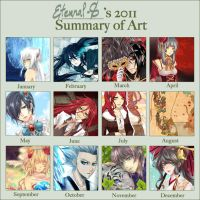 2011 Summary Chart by Eternal-S