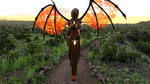 Pam Daemon Outfit 01 by okario