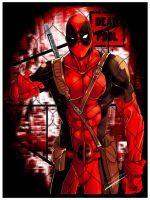 Dead Pool by chirostute