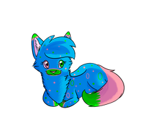 Art Trade with =Tawnywish by Choco-Krispie