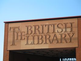 British Library by Eldarwen333