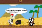 Achmed's Christmas Card by Kphoria