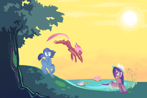 centaurs by ponywise
