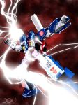 Ultra Magnus by Variable-Edge