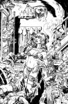 Red Sonja: Happy Hour by deankotz