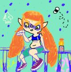 Splatoon 001 by penguinguy