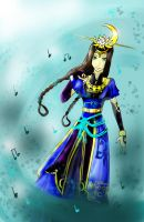 Cai Wenji - Musical Warrior by Dragomyra