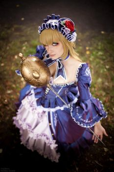 Lia de Beaumont Cosplay by Jibril-Cosplay