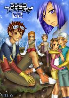 Digimon 2 by YilA