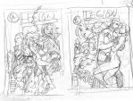 legion 47 cover layouts by manapul