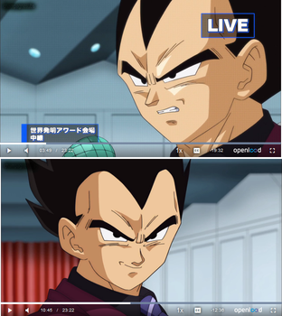 Dragon ball super : Episode 69 by MmeClementine