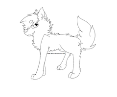 I was just practicing lineart (mspaint friendly) by Punk-Mutt