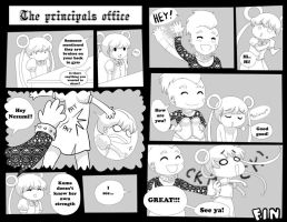 The principals office by zambicandy