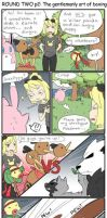 DOCT round 2 page 2: The Gentlemanly Art of Boxing by scilk