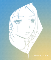 cry over me - never ever by FelipeNero