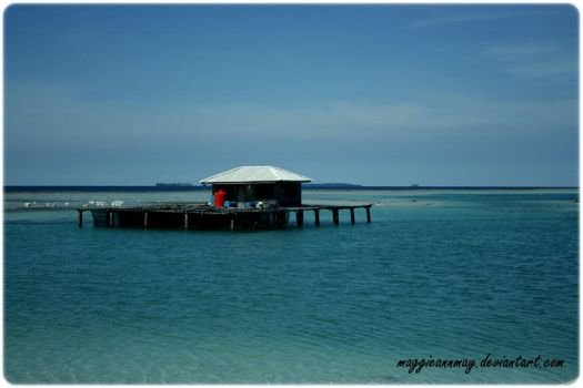 Tidung Island by maggieannmay