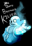 Undertale: Sans by ZodyZaible