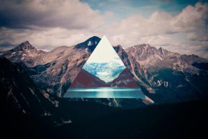 mountain triangle by Prolite