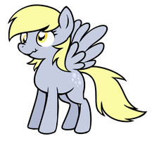 derpy hooves by Aruesso