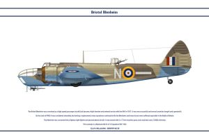 Blenheim GB 14Sqn by WS-Clave