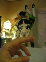 Buttercup :Paper Child: by Yuffie1972