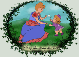 Stay like this forever - Color by Blossom-Disneyaholic