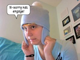 Worry Hat, Engage by ShellMinded