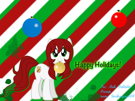 Happy Holidays, Palette Swap! by Geckoguy404