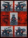 Custom Zaber Fang by GhostLiger